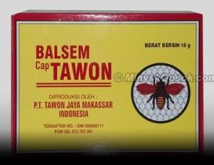 Balsem Cap Tawon